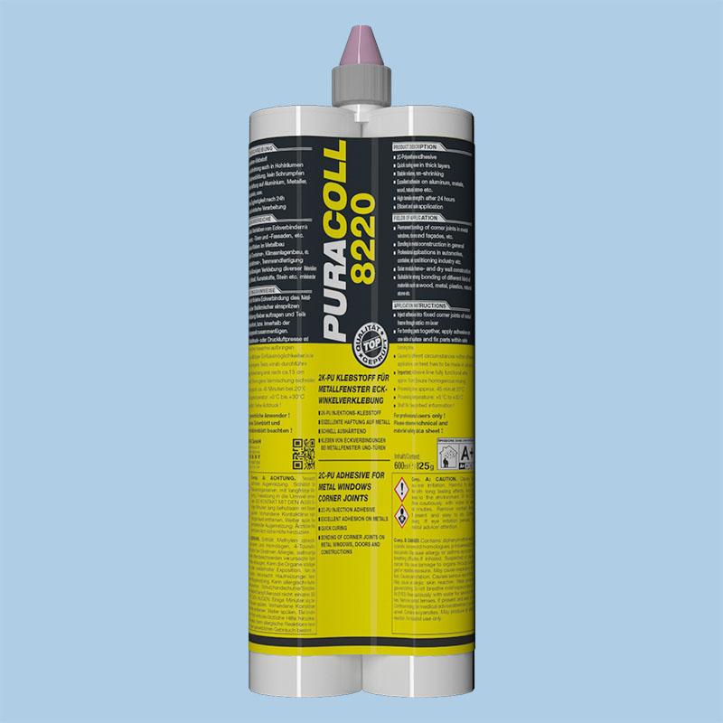 2К Полиуретановый клей для алюминия