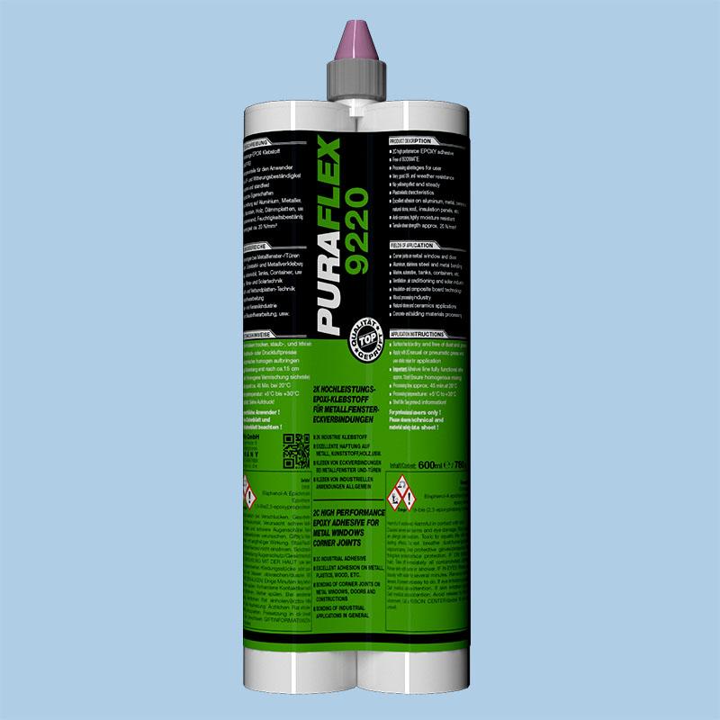2К Эпокси клей для алюминия